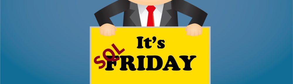 SQL Friday